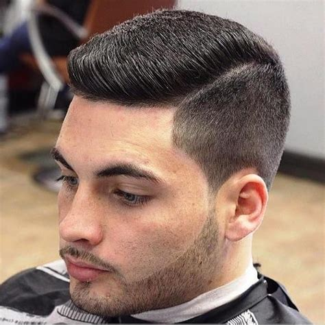popular side part hairstyles for men 2018