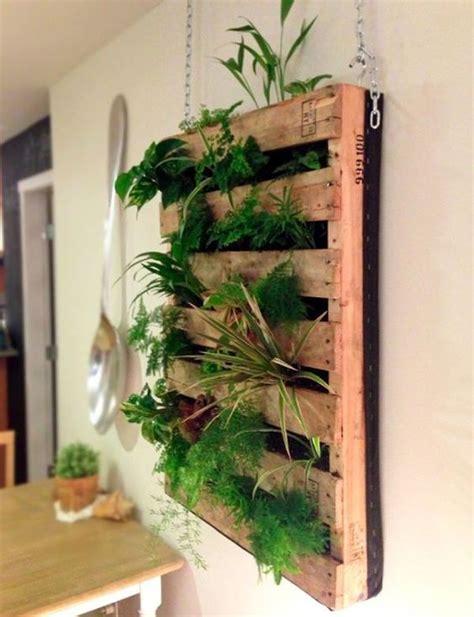 decoration murale plante comment mettre en avant potager dans sa d 233 coration d