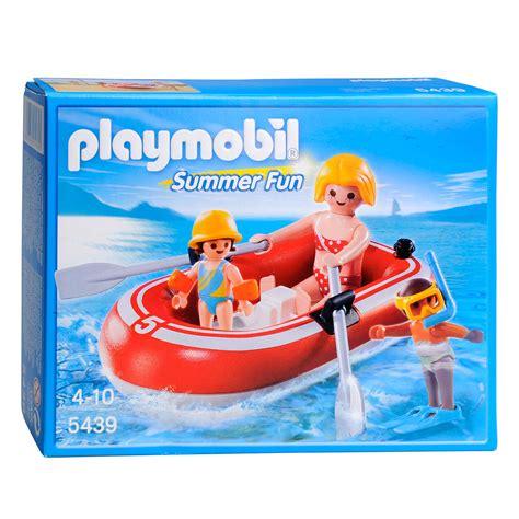 Rubberboot Kopen Action by Playmobil 5439 Toeristen Met Rubberboot Online Kopen