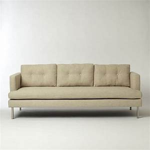 Jackson sofa 88quot west elm for Jackson furniture sectional sofa