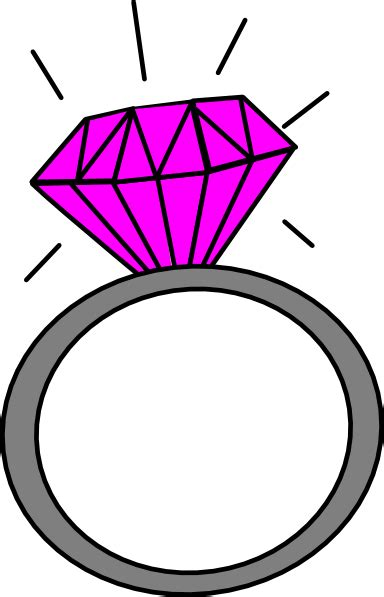 Ring Clipart Wedding Ring Clip At Clker Vector Clip