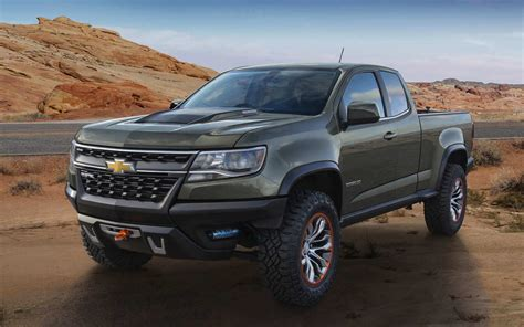 2019 Chevrolet Colorado Rumors And Review  New Car Rumors