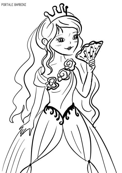 giochi da colorare principesse principesse da colorare scopri la collezione portale