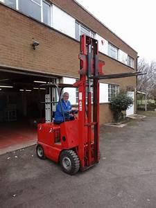 Lansing Bagnall Electric Forklift