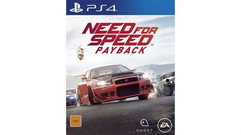 need for speed ps4 payback buy need for speed payback ps4 harvey norman au