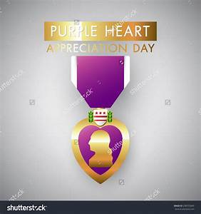 Purple Heart Medal Clipart (30+)