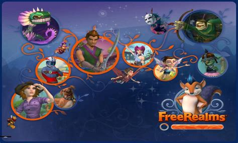 Free Realms Description And Comments Free Realms Of The Week