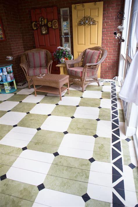 ideas  painted porch floors  pinterest
