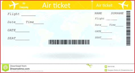fake boarding pass business mentor