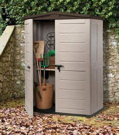 keter woodland high storage shed 1000 images about outdoor garden storage on