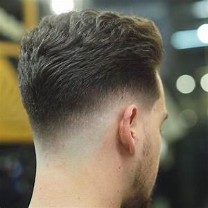 Dégradé Americain Court : coiffure homme degrader bas ~ Melissatoandfro.com Idées de Décoration