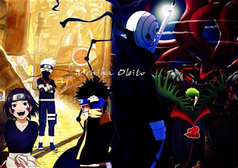 Uchiha Obito/tobi Wallpaper By Kaisernazrin On