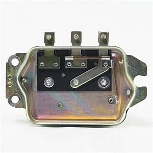 12-volt  3-terminal  Negative Ground Voltage Regulator
