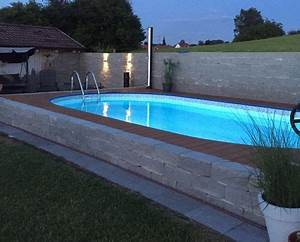Gartenpools Selber Bauen : bauen sie ihren pool selbst wir helfen ihnen dabei landschafts design ~ Markanthonyermac.com Haus und Dekorationen