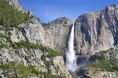 Amazing Waterfalls Yosemite The Crazy Tourist