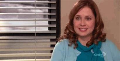 Pam Beesly Gifs Quotes Fanpop Fan Quotesgram
