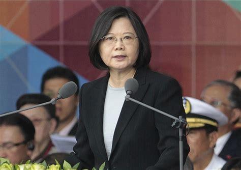 china sounds  alarm  taiwans president hints