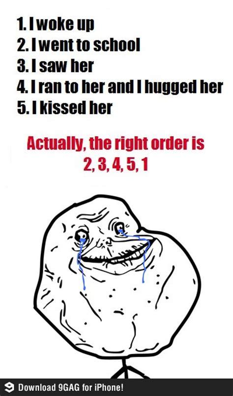 Meme Comic Tumblr - forever alone funny meme funny memes and pics