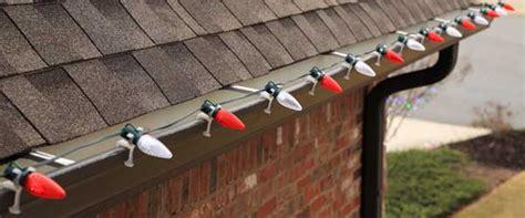 how to hang christmas lights on brick how to hang christmas lights safely