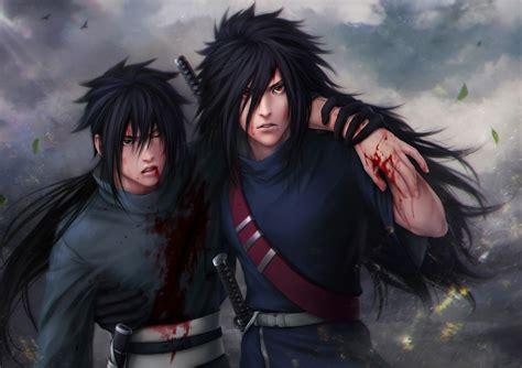 Digital Art Anime Naruto Shippuuden Uchiha Madara