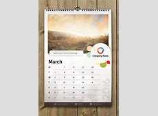 21 Best Calendar Templates For 2016 Web & Graphic Design