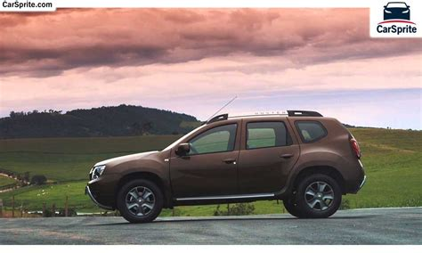 Renault Duster 2017 Prices And Specifications In Uae