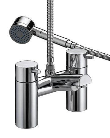 Bristan Prism Bath Shower Mixer by Bristan Prism Taps