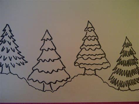 4 m 246 glichkeiten einen weihnachtsbaum zu zeichnen