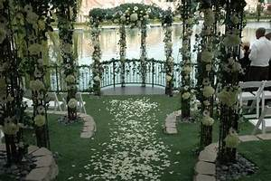 lakeside weddings and events venue las vegas nv With outdoor wedding reception las vegas