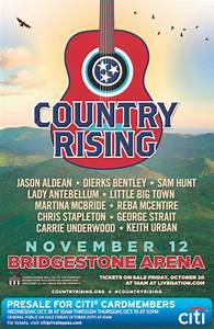 COUNTRY RISING EXPANDS TO SUPPORT LAS VEGAS VICTIMS AND ...