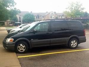 Sell Used 2002 Pontiac Montana Base Mini Passenger Van 4