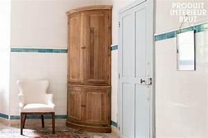 Petit Dressing D Angle : meuble d angle pour chambre colonne d angle avec tagres ~ Premium-room.com Idées de Décoration