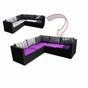 Coussin D Assise Pour Canapé : housses pour coussins de canap ext rieur 4 assises 4 ~ Teatrodelosmanantiales.com Idées de Décoration