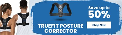 If you're still in two minds about true fit posture corrector and are thinking about choosing a similar product, aliexpress is a great place to compare prices and sellers. Truefit Posture Corrector Scam : True Fit Posture Corrector Belt Adjustable for Women & Men ...