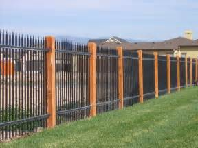 Wood Patio Covers Boise by Idaho Wrought Iron Fences Butte Fence