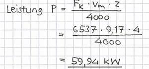 Motorleistung Berechnen : verbrennungsmotor 1 motorleistung tec lehrerfreund ~ Themetempest.com Abrechnung