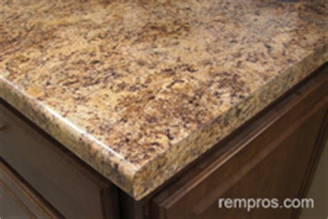 Granite vs laminate kitchen countertop ? comparison chart.