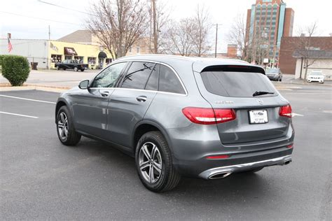 As the entry model in the glc range the 300 comes with a 2.0l turbo that drives the rear wheels. Used 2017 Mercedes-Benz GLC300 4MATIC AWD W/NAV GLC 300 4MATIC For Sale ($26,950) | Auto ...