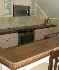 Cast In Place Concrete Countertop by Concrete Countertops In Paradise The Cayman Islands