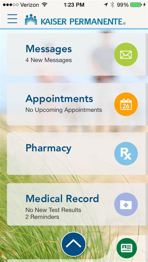 kaiser permanente phone number kaiser permanente apps 148apps