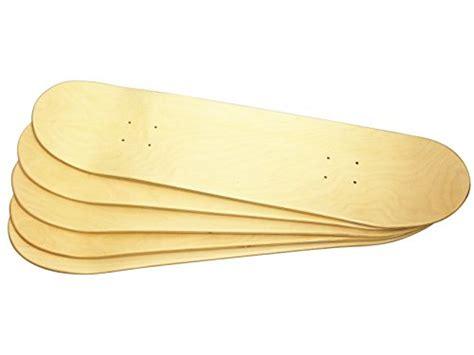 5 new 8 25 quot natural maple blank pro skateboard decks