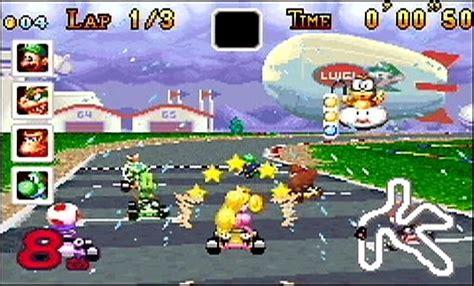 Mario Kart Super Circuit Game Nintendo World Report