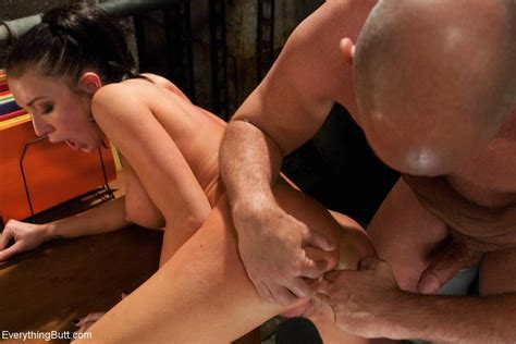 Punishment With Huge Anal Toys And Objects Double