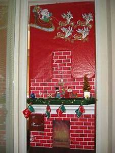 26 best CHRISTMAS DOORS images on Pinterest