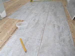 flooring tips on how to tile bathroom floor with plywood