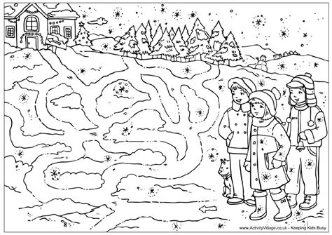 Free Coloring Pages Of R Maze Free
