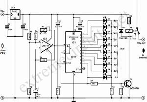 6 Hour Timer Circuit Diagram