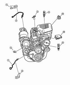 2003 Jeep Wrangler Connector  Emission Hose  Formed