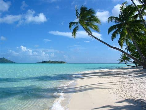 Bora Bora Beach French Polynesia Beaches Pinterest