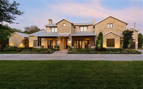 modern country home designs property a hill country feeling contemporary in dallas